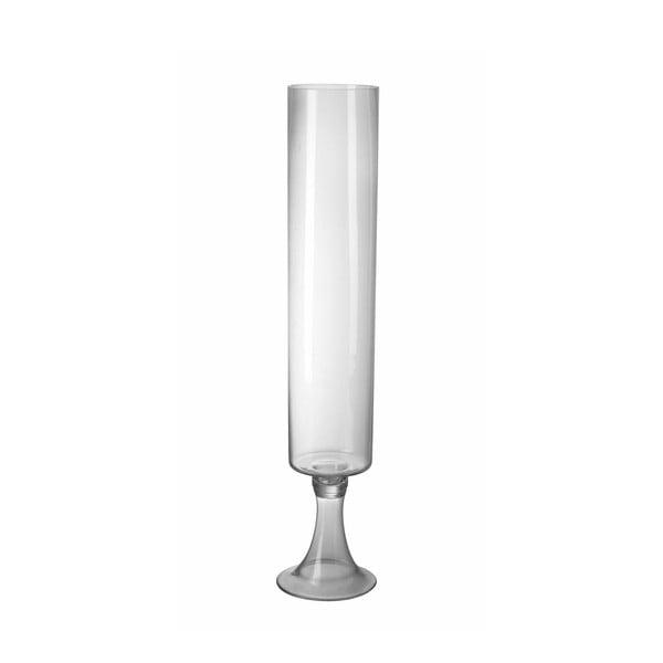 Sklenená váza Parlane Clayton, výška 68.5 cm
