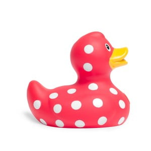 Kačička do vane Bud Ducks Mini Polka Dot