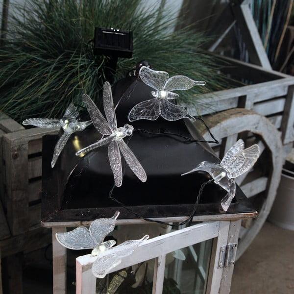 Svetelná reťaz Best Season Dragonfly&Hummingbirds