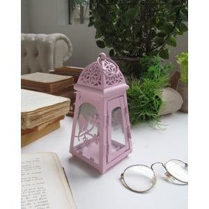 Lampáš Milano Pink, 20 cm