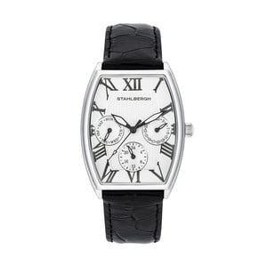 Unisex hodinky Sundsvall Black/White