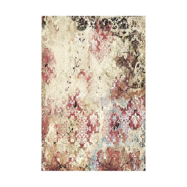 Koberec z vinylu Vintage Wallpaper, 100x150 cm