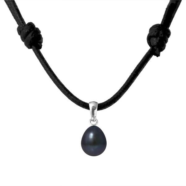 Náhrdelník s riečnymi perlami Avra