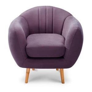 Kreslo Comete Stripes Purple