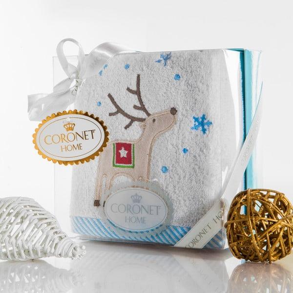 Osuška v darčekovom balení Christmas V12, 50x90 cm