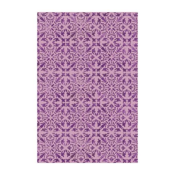 Vinylový koberec Carmen Lila, 200x300 cm