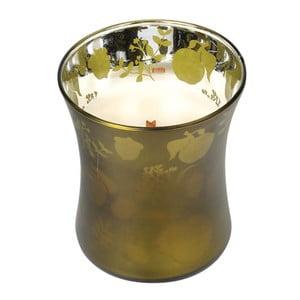 Sviečka s vôňou ovocia a kvetín Woodwick Picture Košík jabĺk, doba horenia 60 hodín