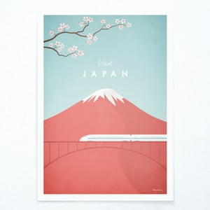 Plagát Travelposter Japan, A2