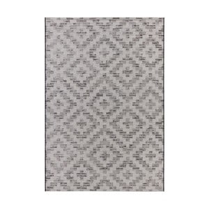 Krémovo-sivý koberec Elle Decor Curious Creil, 154×230 cm