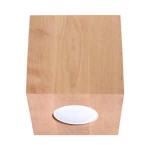 Drevené stropné svietidlo Nice Lamps Geo