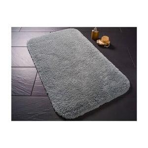 Sivá predložka do kúpeľne Confetti Miami, 67×120cm
