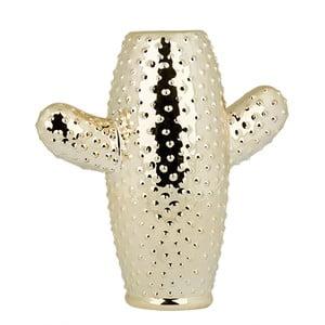 Dekoratívny keramický kaktus Miss Étoile, 23,5 cm