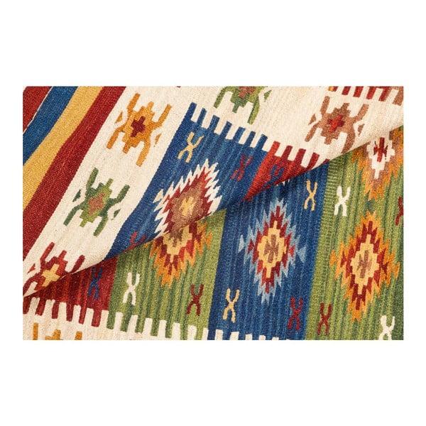 Ručne tkaný koberec Kilim Dalush 408, 180x120 cm