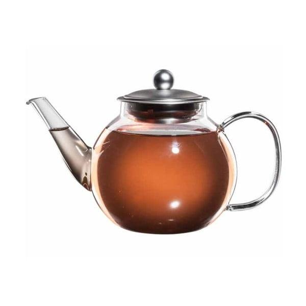 Sklenená kanvička na čaj so sitkom bloomix Mao Feng