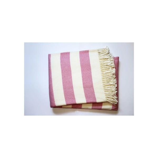 Deka Candy Mauve Pink, 140x180 cm