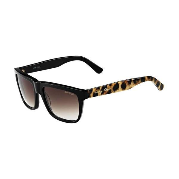 Slnečné okuliare Jimmy Choo Alex Black Leopard/Brown