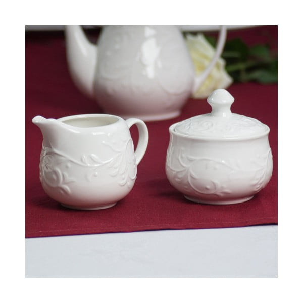 Cukornička a nádoba na mlieko Duo Gift Hemingway