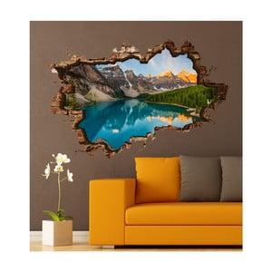 Nástenná samolepka 3D Art Els, 135 × 90 cm