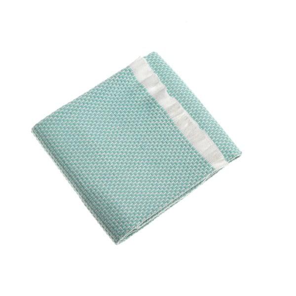 Pastelová modrá detská deka Euromant Zen, 75 x 110 cm