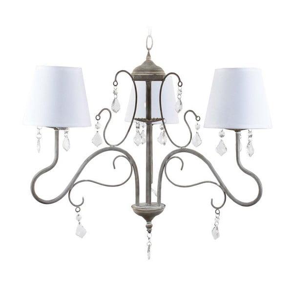 Elegantné stropné svetlo In Washed Grey
