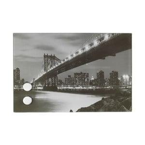 Magnetická skrinka na kľúče Wenko Manhattan Bridge Big