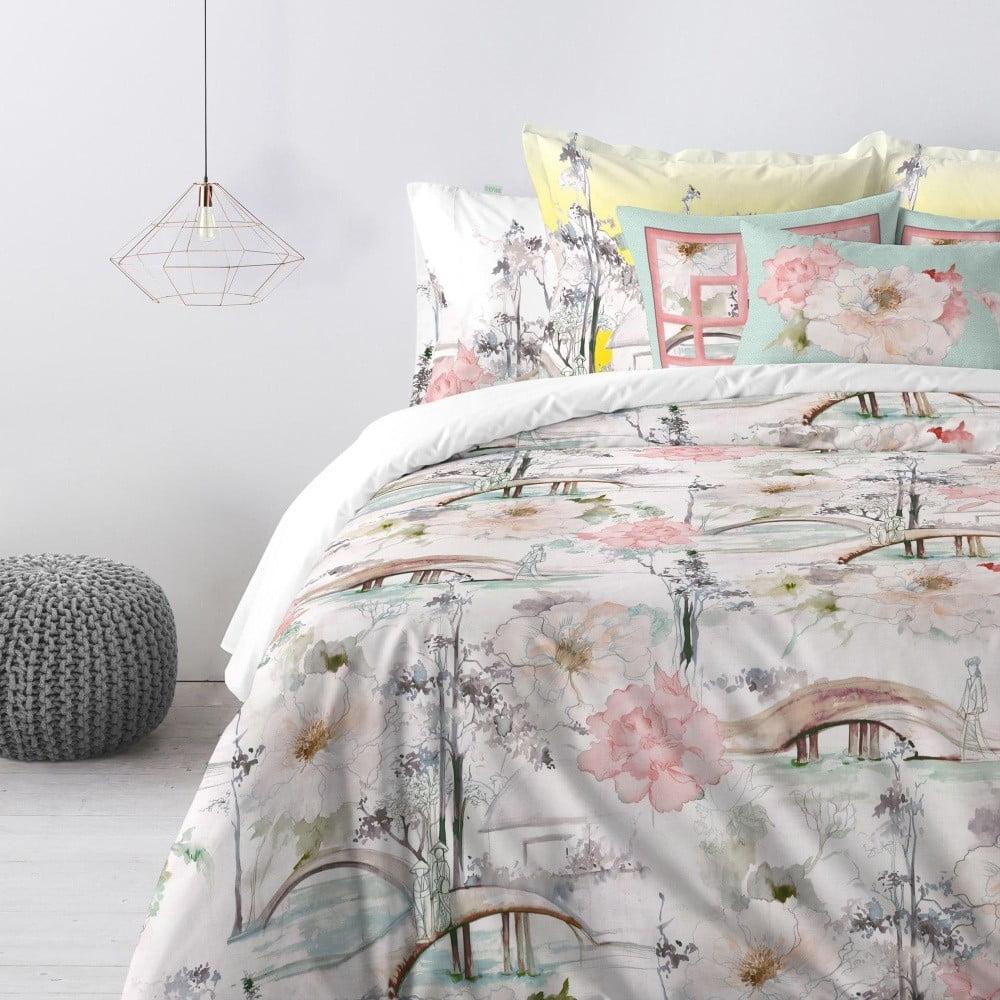 oblie ka na papl n hf living lakeside 140 x 200 cm bonami. Black Bedroom Furniture Sets. Home Design Ideas
