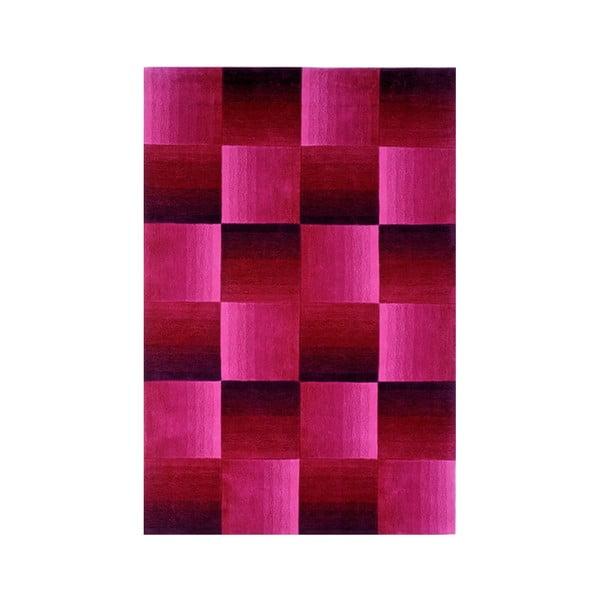 Ručne tkaný koberec Calypso, 200x300 cm, fialový