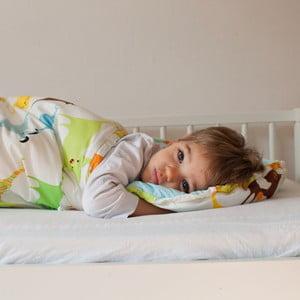 Detský spací vak Bartex Farebné zvieratká, 70×180cm