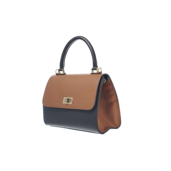 Kožená kabelka Fashion Taupe