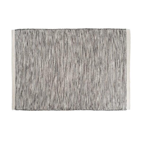 Vlnený koberec Asko, 80x250 cm, mramorovaný
