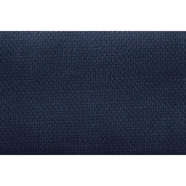 Námornícka modrá pohovka pre troch Corinne Cobson Lipstick