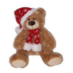 Dekoratívna soška Plush Bear