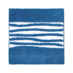 Kúpeľňová predložka Morgan Denim Blue, 60x60 cm