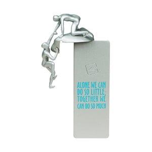 Záložka do knižky Thinking gifts Cliffhanger Helping