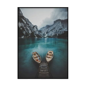 Plagát DecoKing Boat Trip, 100 x 70 cm
