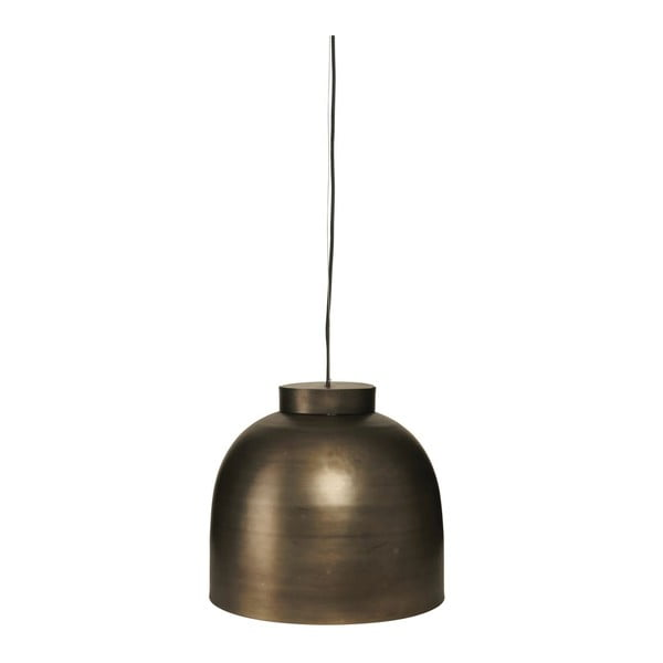 Stropné svietidlo Bowl Gunmetal