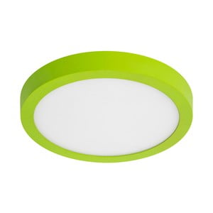 Zelené stropné svietidlo SULION Gummy, ⌀ 30 cm