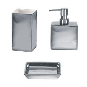 Kúpeľňový set Glamour Silver II