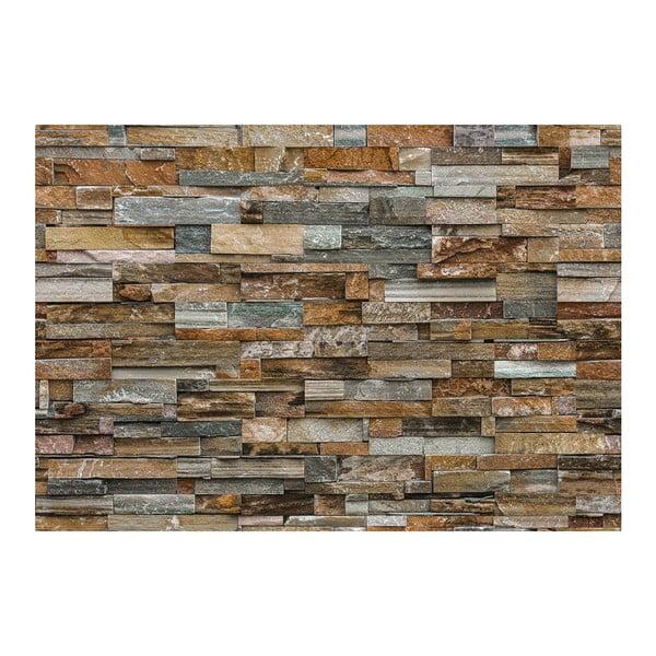 Veľkoformátová tapeta Kamenné steny, 366x254 cm