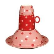 Detská porcelánové sada Ramponi Baby Rose