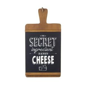 Dekoratívna doska na krájanie Secret Ingredients
