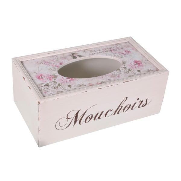 Box na vreckovky Antic Line Romantique
