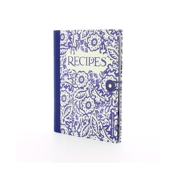 Kniha na recepty Emma Bridgewater