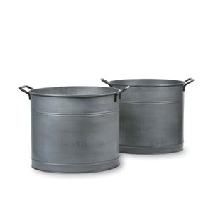 Sada 2 košov Buckets
