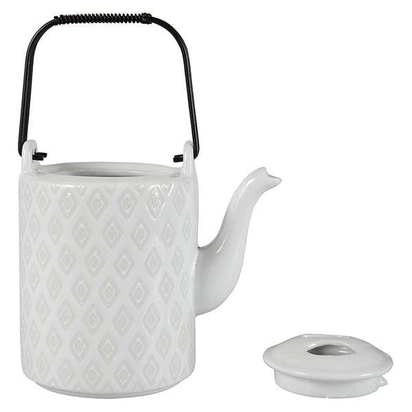 Porcelánová kanvica Blanche, 1 l