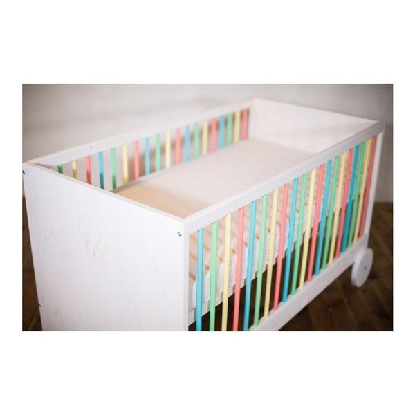 Detská postieľka Crib Lumy Colored