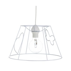 Biele stropné svietidlo Creative Lightings Naked Light Tres