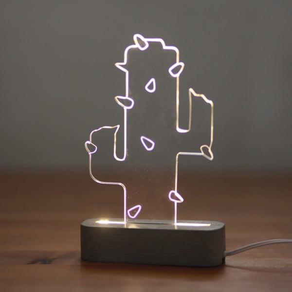Náladové svetlo Cactus