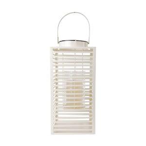 Biely lampáš Esschert Design Garden