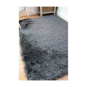 Tmavosivý koberec Flair Rugs Dazzle Charcoal, 160×230 cm